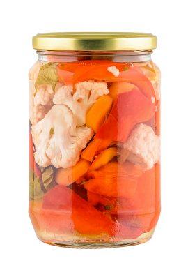 Tsarska Salad –  Bell Pepper Salad