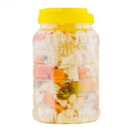Mixed Vegetable Salad in Brine