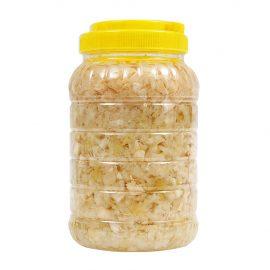 Sauerkraut – Pickled Cabbage Shredded