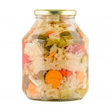 Mixed Pickled Vegetable Salad
